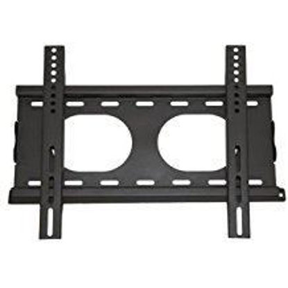 "Picture of Record Classic Fixed Lcd/Led/Plasma Tv Wall Mount Bracket For 26"" To 55"" Flat Panel Tv (Black)"