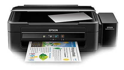Picture of Epson L380 All-in-One Ink Tank  color printer