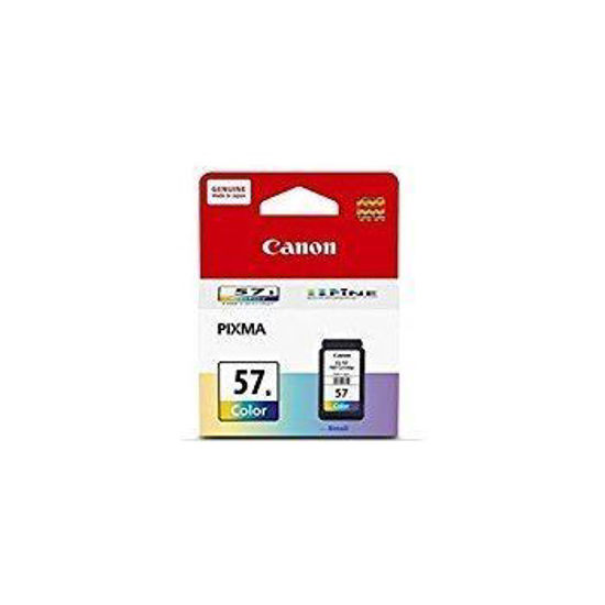 Picture of Canon CL57 Original Ink Cartridge tri color