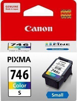 Picture of Canon CL-746s (Small) Ink Cartridge (Color)