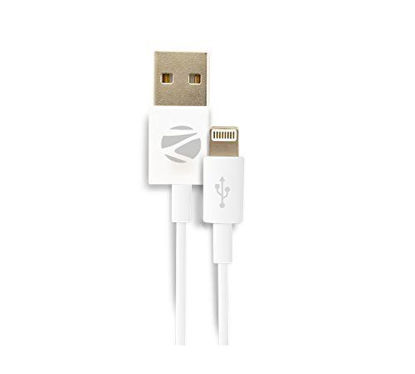 Picture of Zebronics ULC100 Apple iphone lightning data cable charger for all iphone mobile phones 5 5C 5S 6 6S 6 plus 6S plus 7 7S