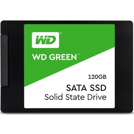 Picture of WD WDS120G2G0A 120GB 2.5-inch Internal SSD (Green)
