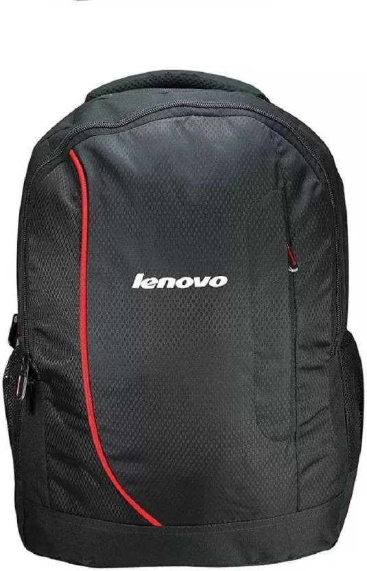 Picture of Lenovo 15.6 INCH ORIGINAL LAPTOP BACKPACK (BLACK) Waterproof Backpack