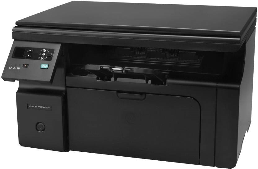 Picture of HP LaserJet Pro M1136 Multifunction Monochrome Printer