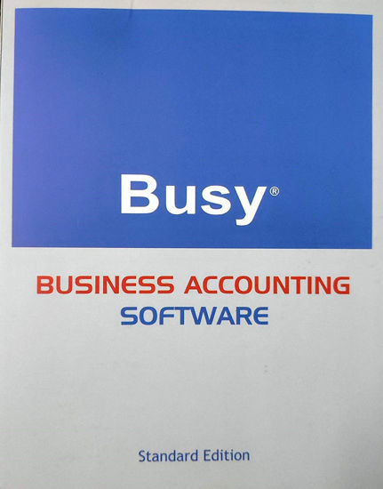 Picture of BUSY SOFTWARE STANDARD