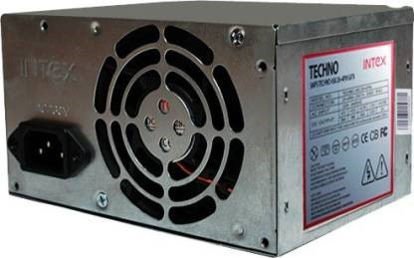 Picture of Intex Techno 450 20+4PIN 450 Watts PSU  smps, power supply
