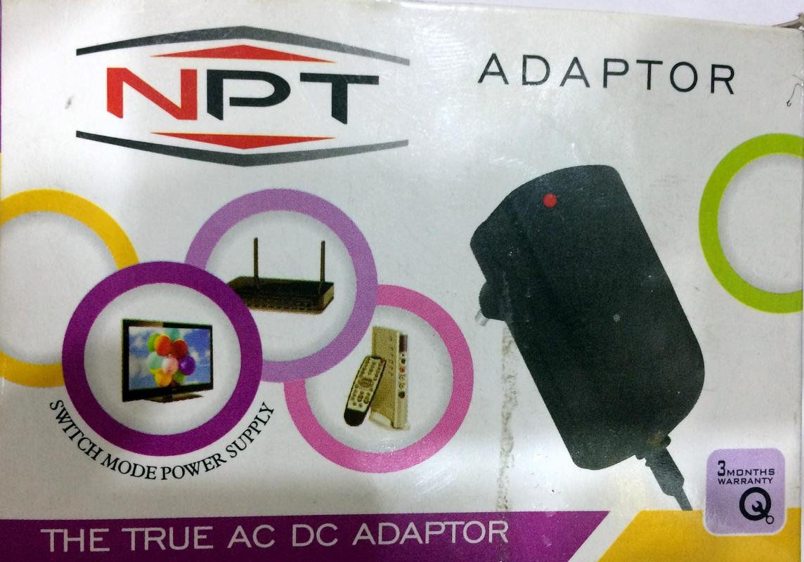 Picture of Adapter 6v-1A
