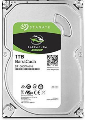 Picture of Seagate Barracuda 1 TB Desktop Internal Hard Disk Drive (Seagate Barracuda 1TB)