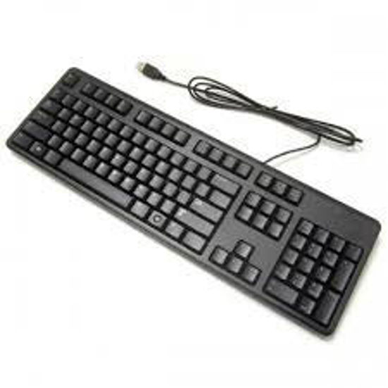 Picture of Dell KB216 Wired Multimedia USB Keyboard