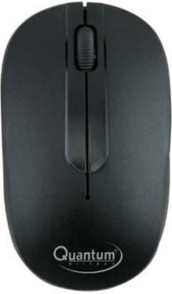 Picture of Quantum QHM271 Wireless Optical Mouse  (2.4GHz Wireless, Black)