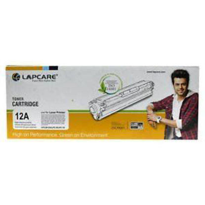 Picture of Lapcare toner cartridge 12A