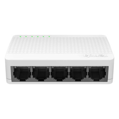 Picture of TENDA TE-S105 5-Port Mini 10/100Mbps Fast Ethernet Switch
