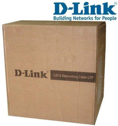 Picture of DLink Cat 6 Networking Cable UTP Outdoor 100 meters