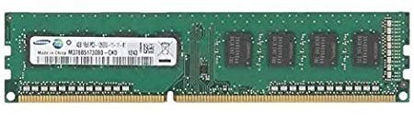 Picture of Samsung 4GB DDR3 PC3 12800-1600MHz 240 PIN DIMM Desktop