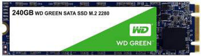 Picture of WD GREEN 240 GB Laptop Internal Solid State Drive (M.2 WDS240G2G0B)