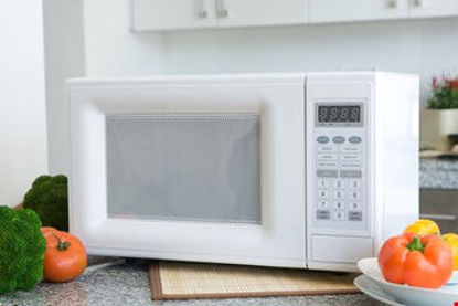 Picture of Microwave not working