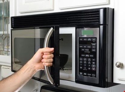 Picture of Microwave sparking problem